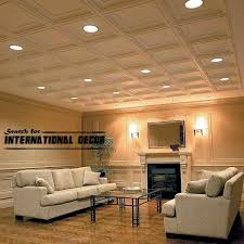 gallery drop ceiling decorating ideas. Decorative Drop Ceiling Tiles Fanciful With Original Designs And Types Interior Ideas Gallery Decorating L