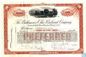 Example Of Share Certificate Magnificent What Is A Stock