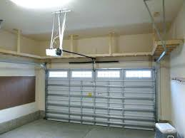 suspended garage storage hanging shelves furniture atlanta ceiling