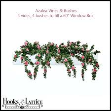 artificial outdoor flowers for window boxes