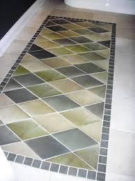 Beautiful Bathroom Floors From DIY Network DIY - Installing bathroom tile floor
