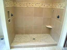 shower mud pan shower pan mud shower mud pan thickness custom pans simple installation in center