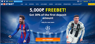 MostBet in India - bonuses up to 150%, the reliability of the bookmaker,  review