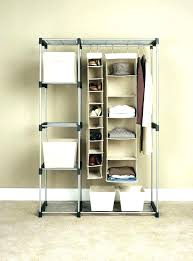 clothes storage ideas for small spaces bedroom closet space full