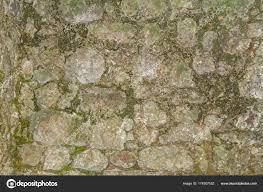 Behang Stenen Muur Uit De Romeinse Periode Stockfoto Tinieder