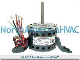 oem ge genteq goodman furnace blower motor 1 3 hp 208 230v Genteq Fan Motor Wiring Diagram at Genteq Motor Wiring Diagram