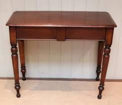 mahogany hall table. Late 19th Century Mahogany Hall Table From Worboys Antiques