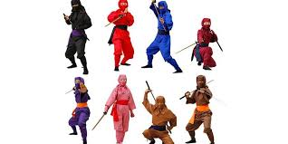 Image result for ninja clothes