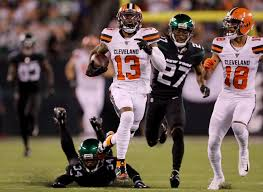 Browns-Jets: Odell Beckham Jr. lifts Browns to a win vs. Jets - The ...