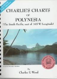 Charlies Charts Of Polynesia The South Pacific East Of