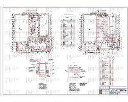 Скачать бесплатно дипломный проект ПГС Диплом № Спортивный  2 План 1 го план 2 го этажа экспликация помещений разрез 4 4 разрез 5 5 jpg
