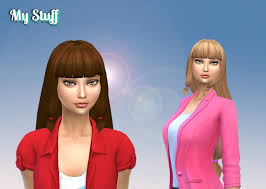 Lila Hairstyle – My Stuff