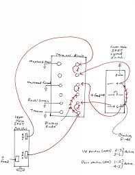 Labeled navigation light switch wiring diagram