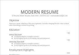 In Resume Career Objective Sample For Government Employment The