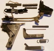 glock frame pletion kit