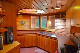 Frank Lloyd Wright Kitchen Design Closest Frank Lloyd Wright House To Nyc Hits The Market
