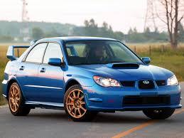 2006 Subaru Impreza WRX STi specifications, images, tests, wallpapers