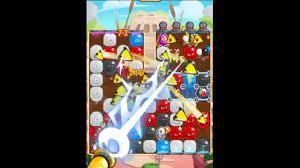 Angry Birds Blast Level 423 Walkthrough - LevelSolved