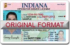 Indiana With Id … Cards Id Holograms Ids buy Drivers License Scannable Fake Fakeids Usa scanna… Id Indiana