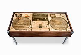 Ouija Board Coffee Table Dj Coffee Table Furnishings Bughouse
