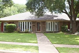 Ranch House Curb Appeal Classy Ranch House Curb Appeal Design With Brick Exterior Wall
