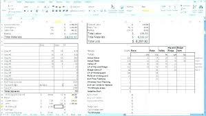 Home Construction Estimator Excel Excel Cost Estimate Template Bud House Templates Design