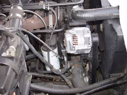 alternator issue dodge diesel diesel truck resource forums here is how i replaced and undersized factory charge wire on my stock 120 amp nippon denso alternator using 2 gauge welding cable