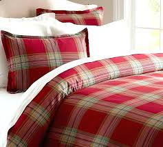 red plaid flannel comforter cover red plaid flannel duvet cover the duvetsflannel covers king red tartan flannelette duvet cover red flannel duvet cover