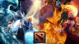 wallpaper dota dota 2 fire monster warrior desktop wallpaper