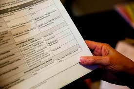 Health Plan Comparison Chart Health Claim Rejected Some Steps To Appeal A Denial 660 News