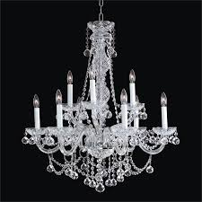 traditional crystal chandelier crystal palace 550fd9lsp 7c