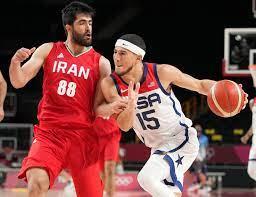 Team USA Olympic men's basketball roster