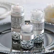 floating candles dollar tree candle centerpiece idea diy cool