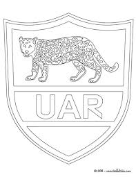 Small Picture Argentina rugby team uar coloring pages Hellokidscom