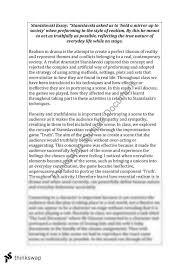 stanislavski realism essay year hsc drama thinkswap stanislavski realism essay