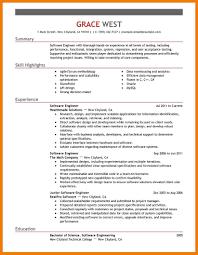 10 Software Engineer Resume Summary Mbta Online