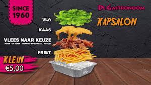 Kapsalon Eetje Bij De Gastronooms De Gastronoom Arnhem