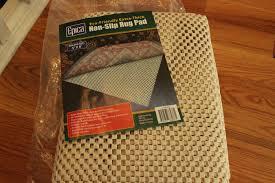 non slip rug pad