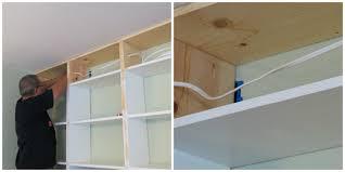 lighting for bookshelves. Wire Built-in Bookcase For Lighting, Home Is Where My Heart Featured On Lighting Bookshelves