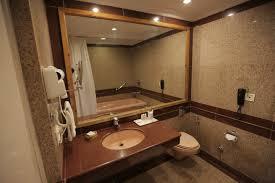 clean and hygienic washroom