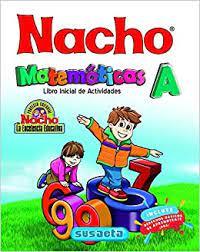Libro nacho de lectura para descargar pdf. Nacho Libro De Actividades Matematicas A Susaeta S A 9789580715351 Amazon Com Books