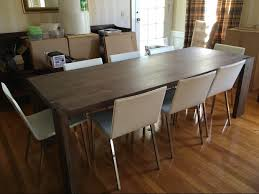 Crate Barrel Cb2 Large Blox Dining Table For Sale In Waterbury