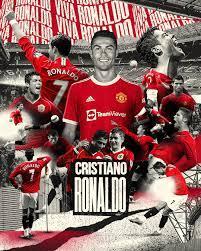 Manchester United - Cristiano Ronaldo is 𝗵𝗼𝗺𝗲. #RonaldoReturns ➡️  http://manutd.co/GOI