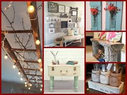 Diy Rustic Home Decor Ideas Model Cool Inspiration Ideas