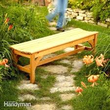 diy outdoor furniture cushions. Making A Garden Bench 3 Diy Furniture Cushions Outdoor