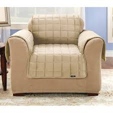 cover furniture. Deluxe Quilted Velvet Furniture Cover, Cream, Chair Cover Cover Furniture T