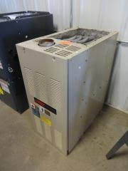 lennox elite series furnace. lennox elite series forced air propane furnace. model g24m4-75a-6. 75,000 btu. seller states it work lennox elite series furnace