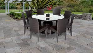 barbados 60 inch outdoor patio dining