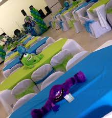Monster Inc Baby Shower Decorations Monsters Inc Birthday Party Ideas Photo 3 Of 17 Catch My Party