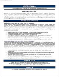 Consulting Resume Examples Free Resume Example And Writing Download